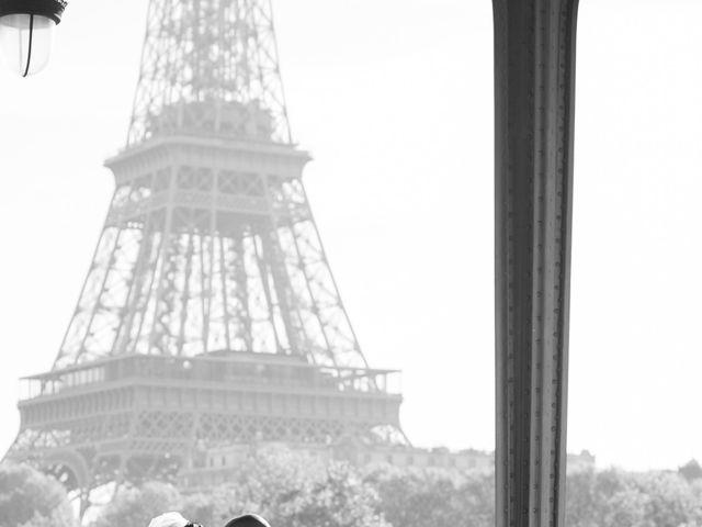 Le mariage de John et Lauren à Paris, Paris 359