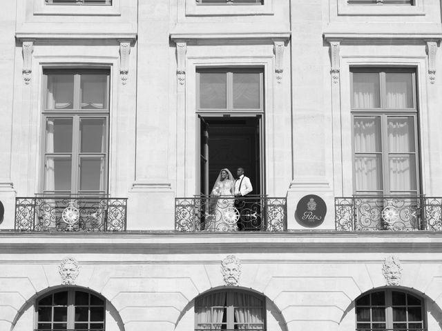 Le mariage de John et Lauren à Paris, Paris 364
