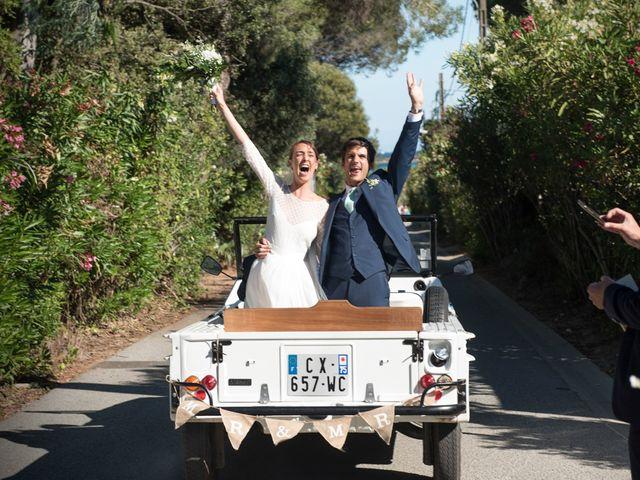 Le mariage de Louis et Laura à Sainte-Maxime, Var 28
