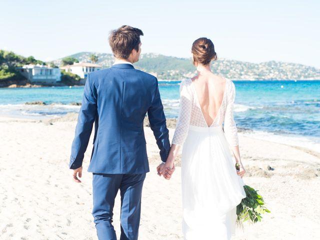 Le mariage de Louis et Laura à Sainte-Maxime, Var 30