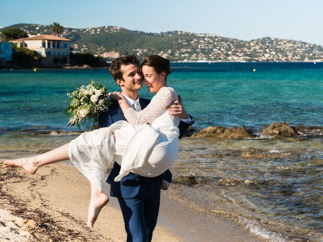 Le mariage de Louis et Laura à Sainte-Maxime, Var 31