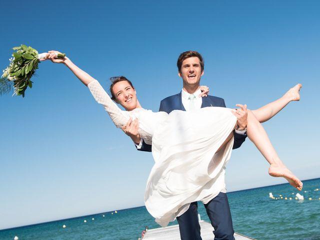 Le mariage de Louis et Laura à Sainte-Maxime, Var 1