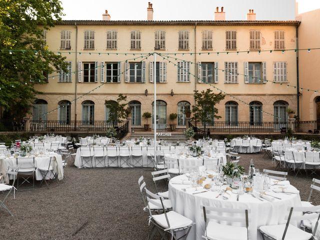 Le mariage de Louis et Laura à Sainte-Maxime, Var 42