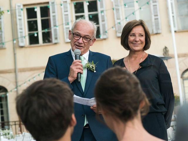 Le mariage de Louis et Laura à Sainte-Maxime, Var 44