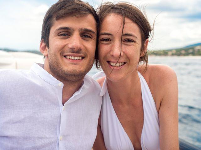 Le mariage de Louis et Laura à Sainte-Maxime, Var 2