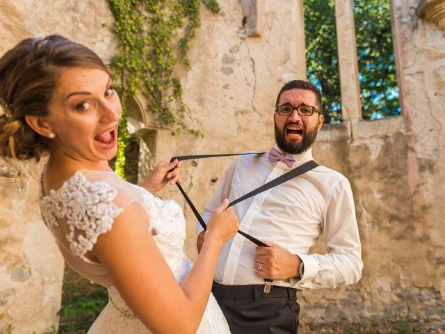Le mariage de Priscilla et Julien