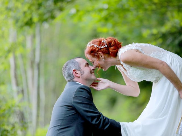 Le mariage de Marjorie et Julien