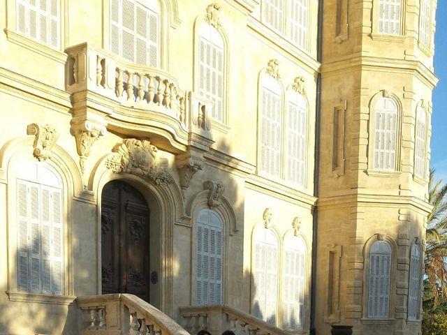 Le mariage de Alban et Marine à Marseille, Bouches-du-Rhône 13