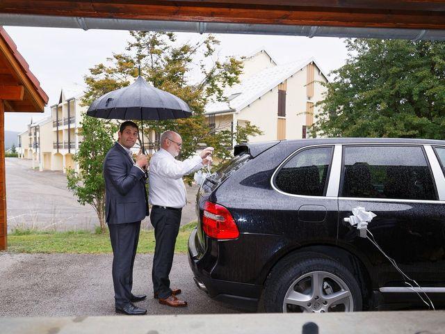Le mariage de Arnaud et Audrey à Prémanon, Jura 18