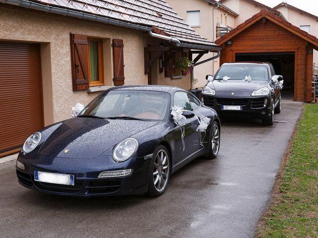 Le mariage de Arnaud et Audrey à Prémanon, Jura 21