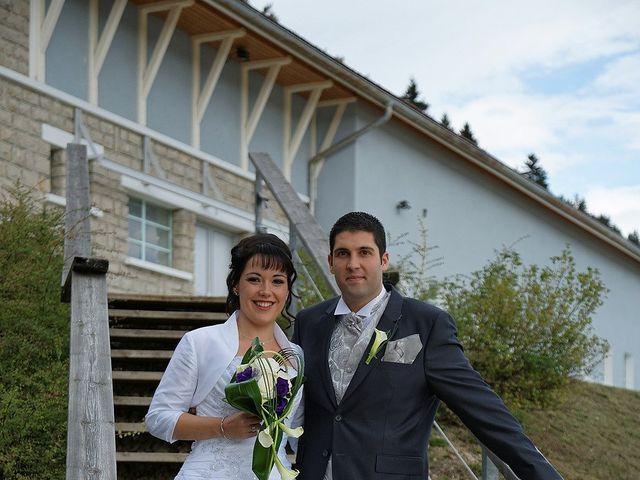 Le mariage de Arnaud et Audrey à Prémanon, Jura 22