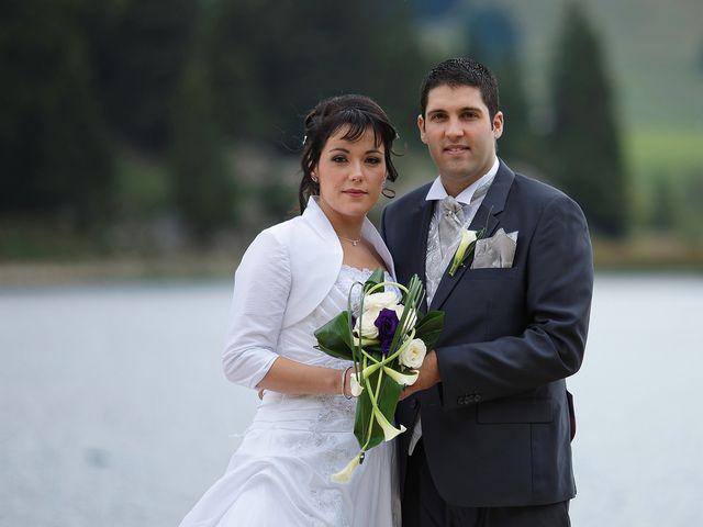Le mariage de Arnaud et Audrey à Prémanon, Jura 23