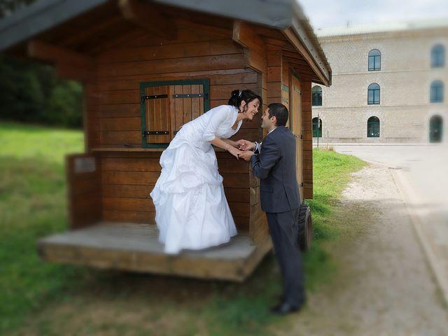 Le mariage de Arnaud et Audrey à Prémanon, Jura 25