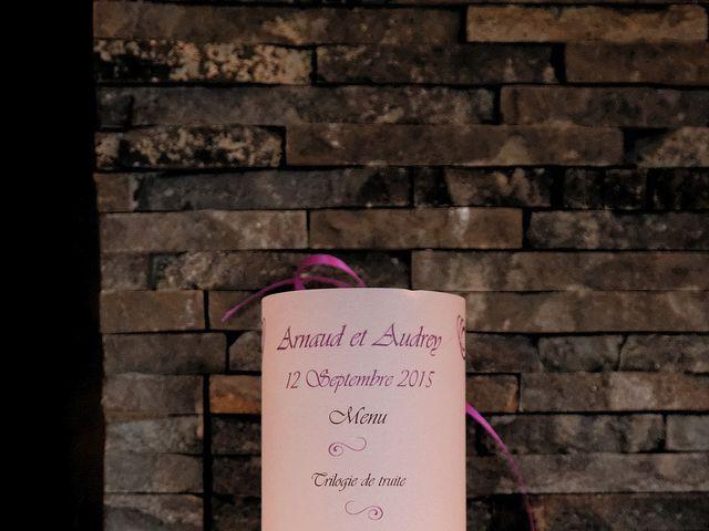 Le mariage de Arnaud et Audrey à Prémanon, Jura 40