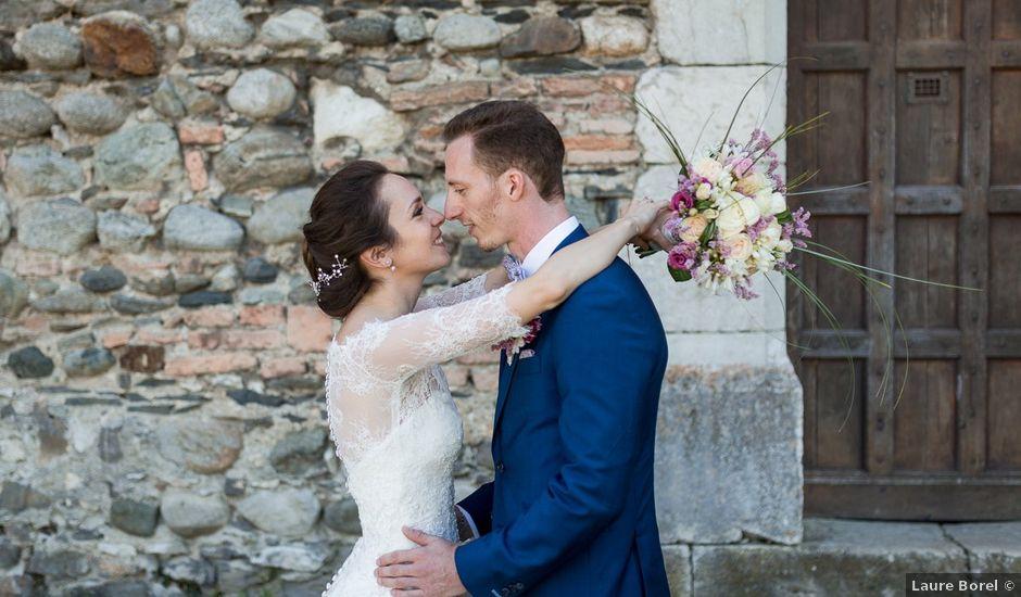 Le mariage de Tim et Violaine à Brié-et-Angonnes, Isère