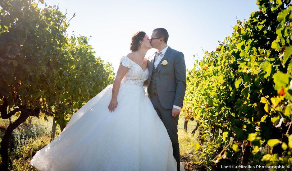 Le mariage de Quentin et Tiffany à Draguignan, Var