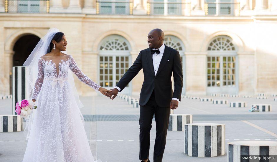 Le mariage de John et Lauren à Paris, Paris