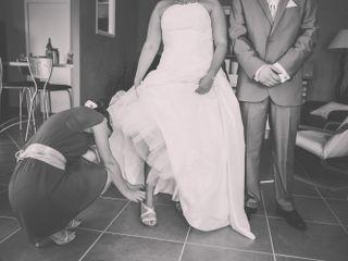 Le mariage de Coralie et Damien 1