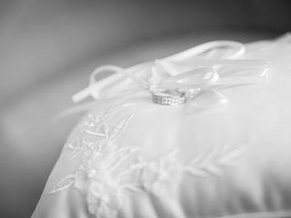 Le mariage de Jennifer et Grégory 1