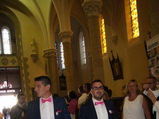 Le mariage de Nadège et Sulivan 1