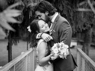 Le mariage de Loubna et Fabien