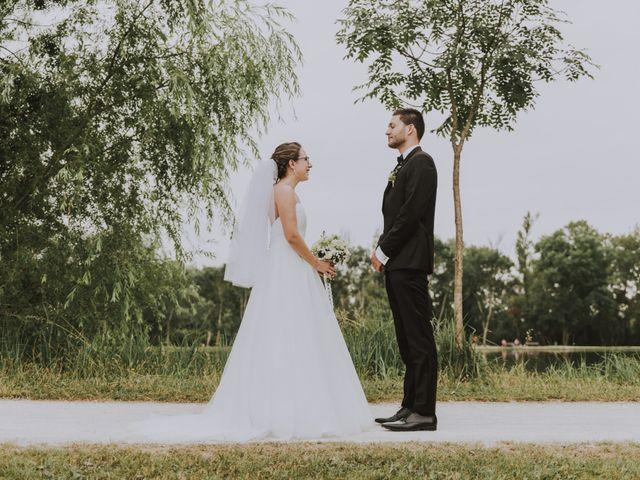 Le mariage de Victor et Audrey à Léguevin, Haute-Garonne 12