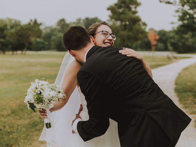 Le mariage de Audrey et Victor
