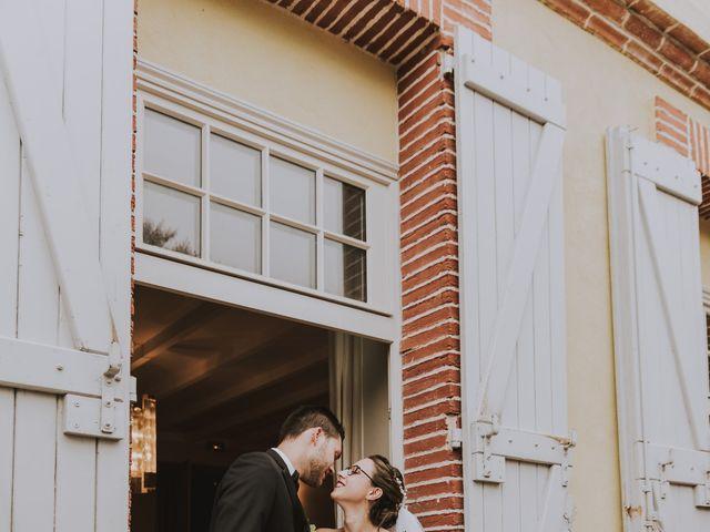 Le mariage de Victor et Audrey à Léguevin, Haute-Garonne 15