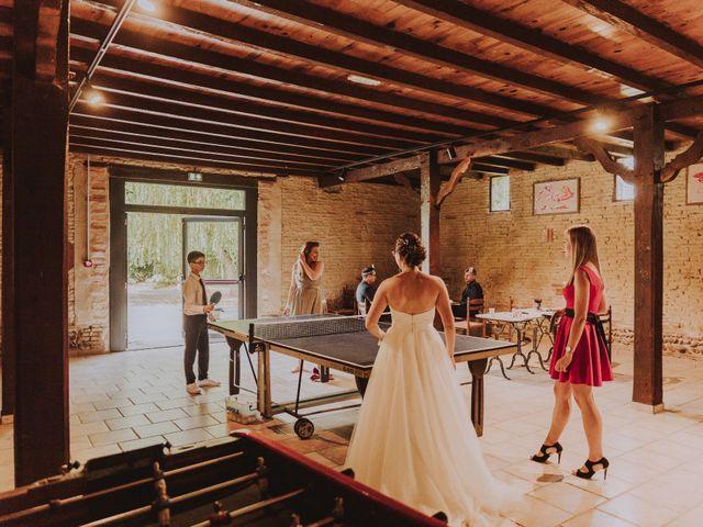 Le mariage de Victor et Audrey à Léguevin, Haute-Garonne 18