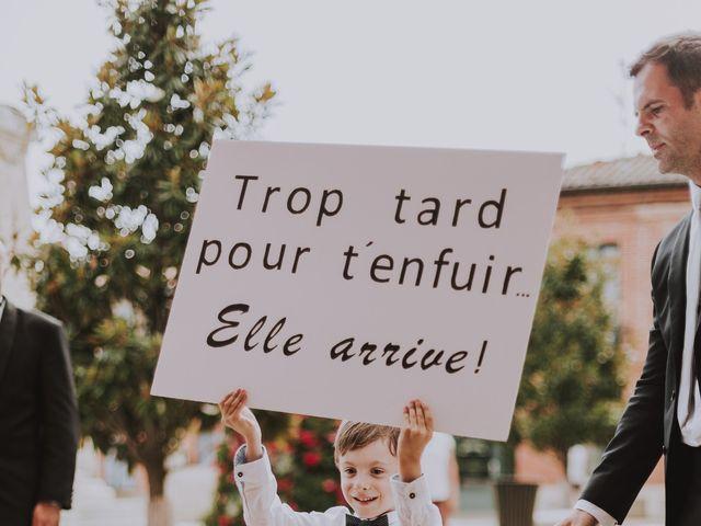 Le mariage de Victor et Audrey à Léguevin, Haute-Garonne 20
