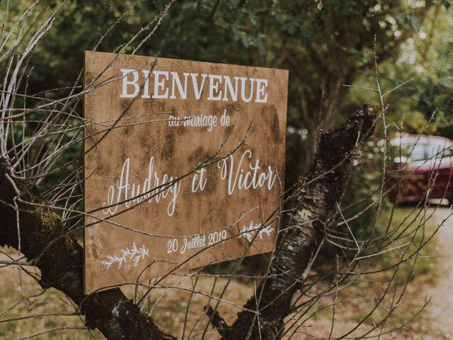 Le mariage de Victor et Audrey à Léguevin, Haute-Garonne 22
