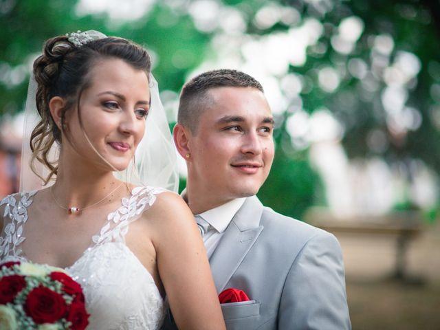 Le mariage de Élodie et Anthony