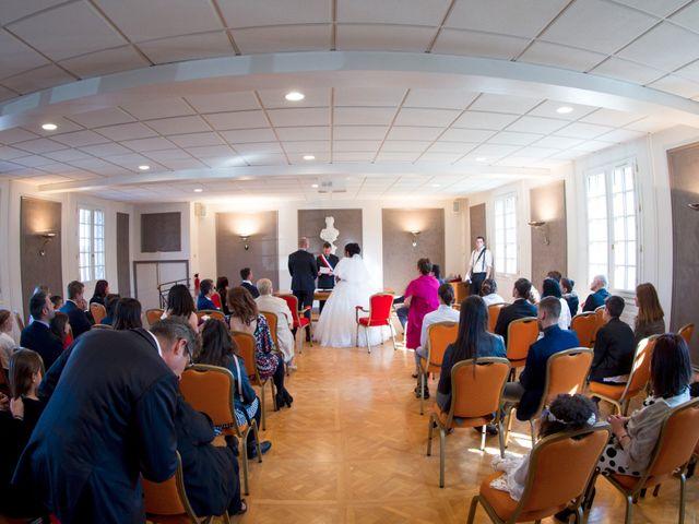 Le mariage de Orlando et Rose à Brie-Comte-Robert, Seine-et-Marne 11
