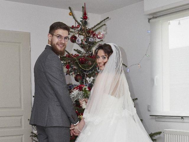 Le mariage de Victor et Kelly à Brébières, Pas-de-Calais 12