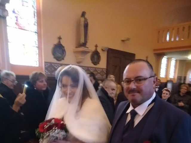 Le mariage de Victor et Kelly à Brébières, Pas-de-Calais 14