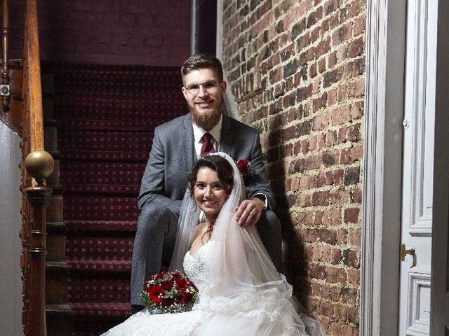 Le mariage de Victor et Kelly à Brébières, Pas-de-Calais 19