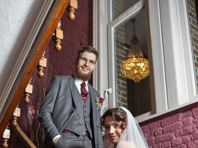 Le mariage de Victor et Kelly à Brébières, Pas-de-Calais 21