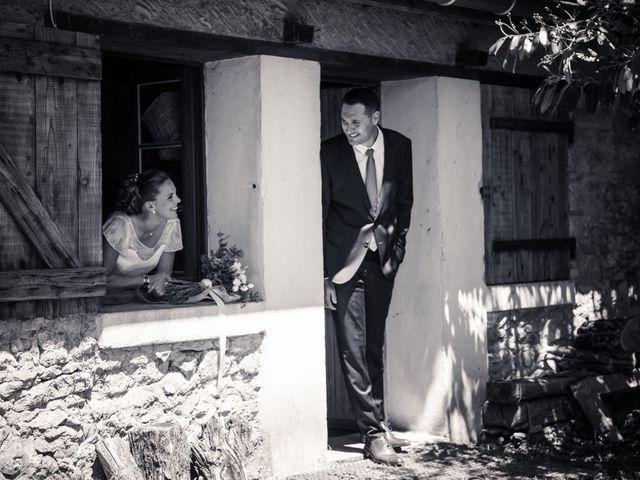 Le mariage de Mylène et Nico