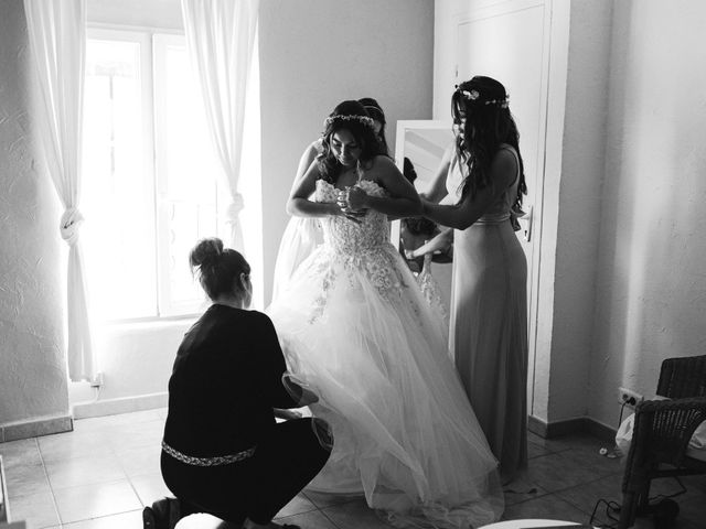 Le mariage de Nicolas et Kelly à Grambois, Vaucluse 11