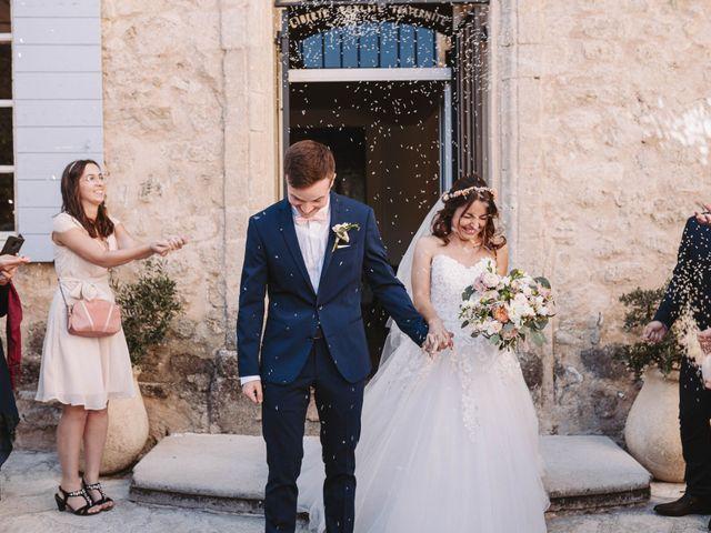 Le mariage de Nicolas et Kelly à Grambois, Vaucluse 31