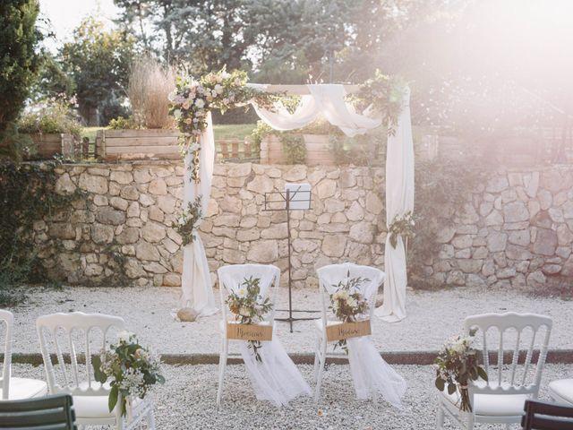 Le mariage de Nicolas et Kelly à Grambois, Vaucluse 57