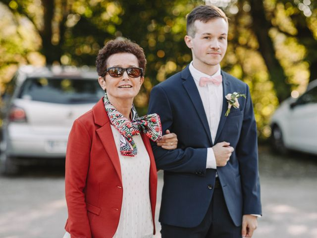 Le mariage de Nicolas et Kelly à Grambois, Vaucluse 59
