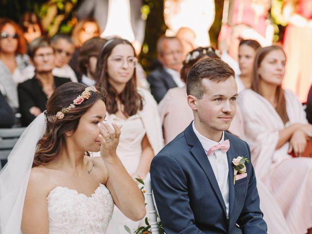 Le mariage de Nicolas et Kelly à Grambois, Vaucluse 64