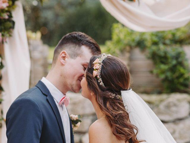 Le mariage de Nicolas et Kelly à Grambois, Vaucluse 75