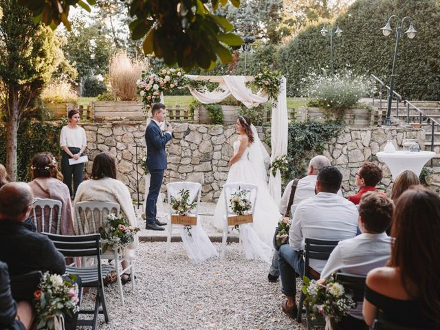 Le mariage de Nicolas et Kelly à Grambois, Vaucluse 77