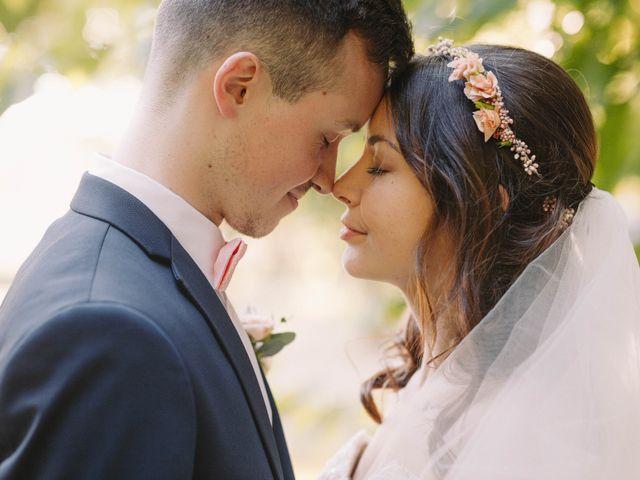 Le mariage de Kelly et Nicolas