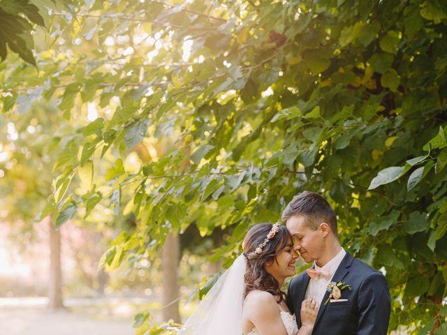 Le mariage de Nicolas et Kelly à Grambois, Vaucluse 87