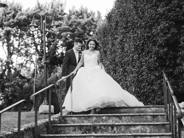 Le mariage de Nicolas et Kelly à Grambois, Vaucluse 91