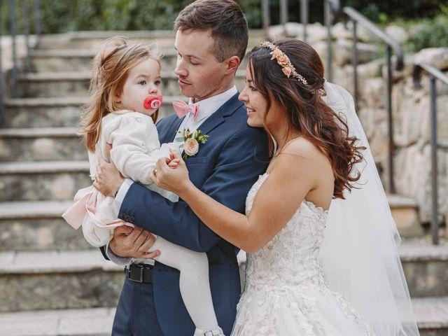 Le mariage de Nicolas et Kelly à Grambois, Vaucluse 94