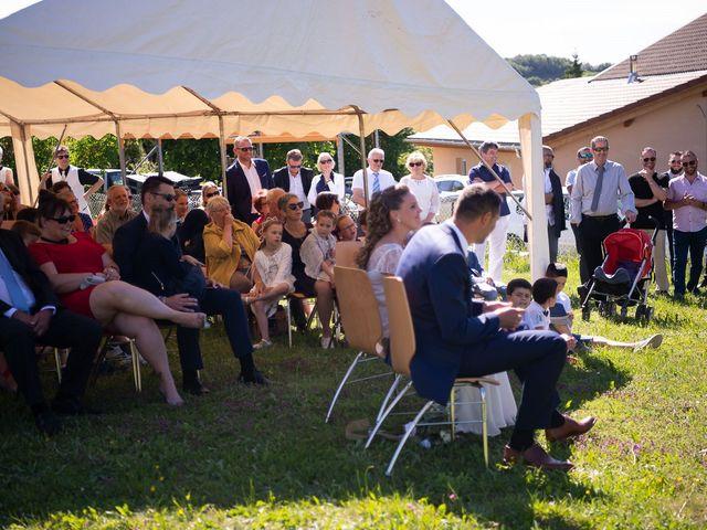 Le mariage de Nico et Mylène à Ambérieu-en-Bugey, Ain 32